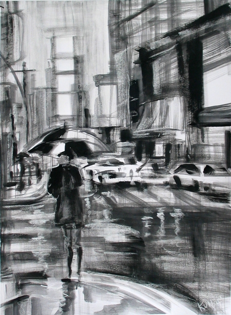 """I will be offering a new course """"Expressive Drawing"""" at the Somerset Art Association, Bedminster, NJ beginning Feb. 27"""