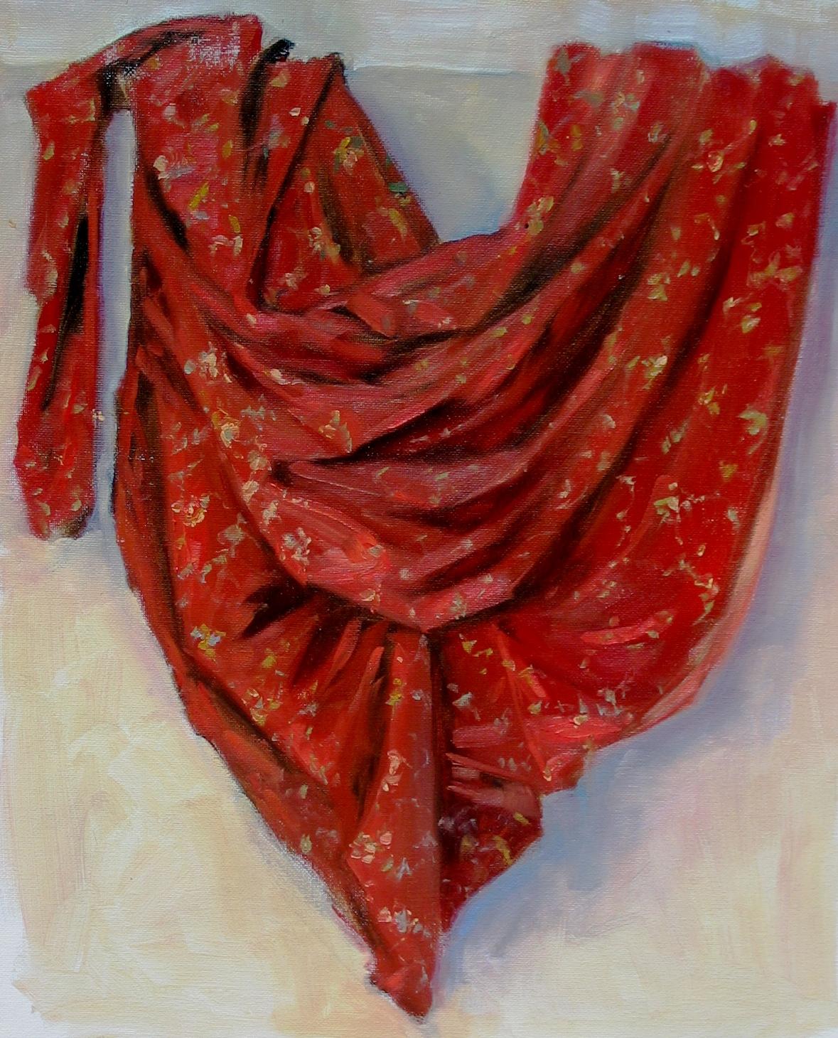 drapery folds : Loosen Up!